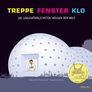 Moritz Verlag - Livre enfant: Treppe Fenster Klo
