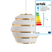Artek - Suspension lumineuse A 331