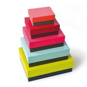 Remember - Lot de boîtes Due Colori