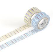 Masking Tape - 2P deco series (lot de 2)