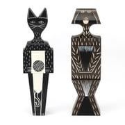 Vitra - Poupée en bois chat/chien