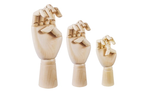 Hay Wooden Hand - Donne en moi 3