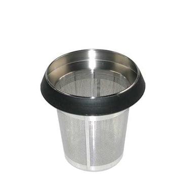 Filtre en acier inoxydable pour théière à piston THÉ DE CHINE, 0,6 l