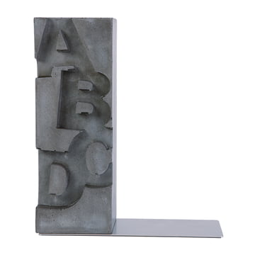 « ABCD » Bookend