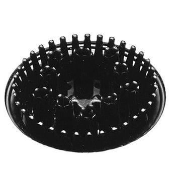 Set de brosses de rechange II, noir