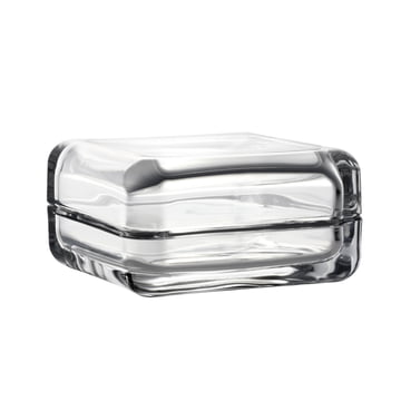 iittala - Vitriini Box 108x108mm,transparent