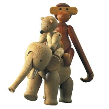 Les amis en bois pour toute la vie