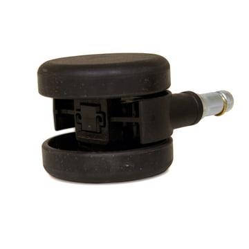 Roulette de rechange pour MedaPal - dure (pour moquettes)