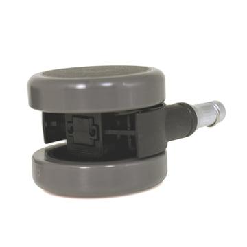 Roulette de rechange pour MedaPal - douce (pour sol en PVC/en bois)
