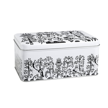 Iittala - Taika boîte à biscuits, noir