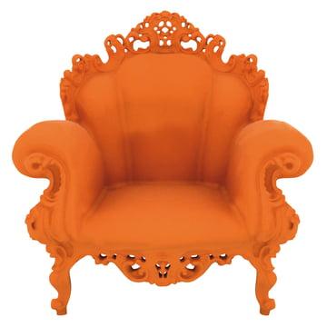 Fauteuil Proust de Magis, orange