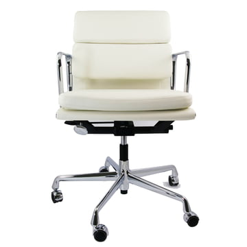 Vitra - Soft Pad Chair EA 217, frontale