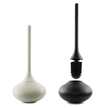 Norman Copenhagen - Ballo Brosse WC - gris et noir