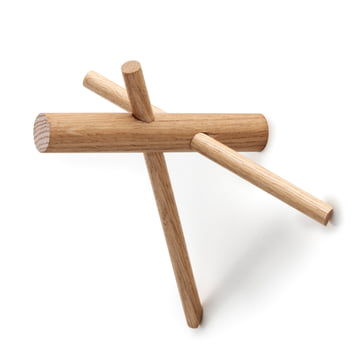 Normann Copenhagen - Sticks crochet, nature
