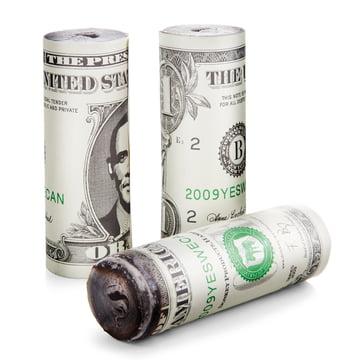 Donkey Products - Burn your money, Dollar