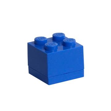 Lego - Mini-Box 4, bleu