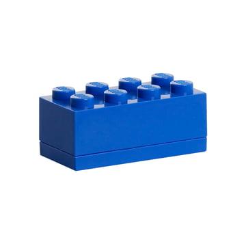 Lego - Mini-Box 8, bleu