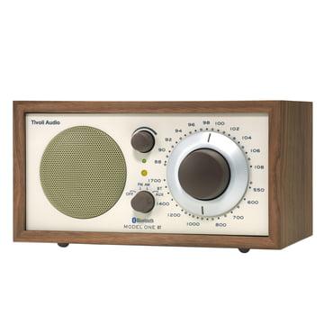 Tivoli Audio - Model One BT, noix/beige