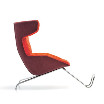Moroso - take a line for a walk - rouge