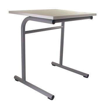 Flötotto – Table School, châssis en T