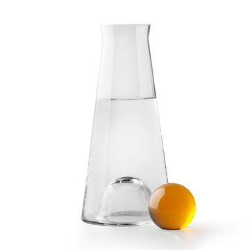 Design House Stockholm - carafe Fia, claire / ambrée