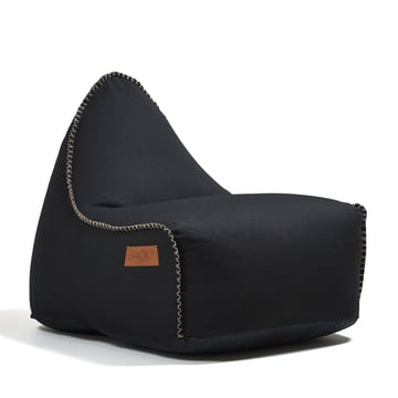 Sack it - Fauteuil Retro it Indoor, noir