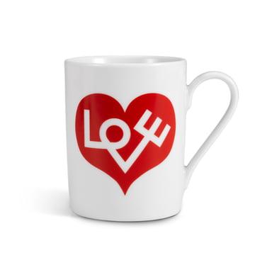 Vitra - Coffe Mug, Love Heart red