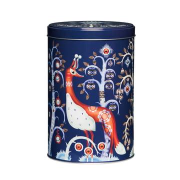 Iittala - Taika boîtes métalliques, rond, bleu