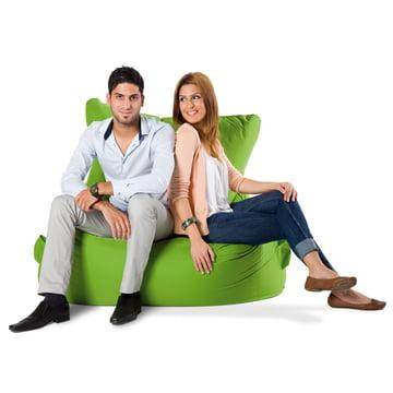 Love Seat de Sitting Bull pour deux personnes