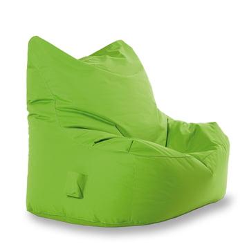 Pouf Chill Love Seat de Sitting Bull en vert