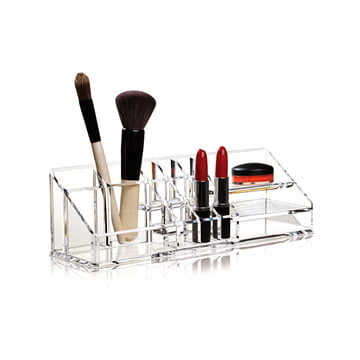 Nomess - Boîte de rangement Clear Make-Up