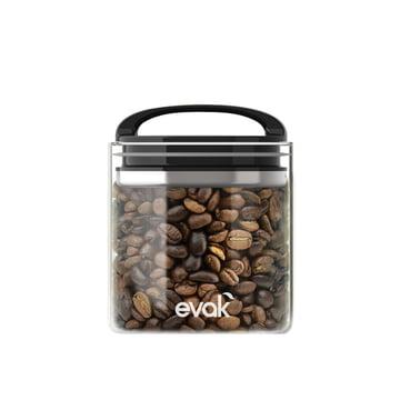 Prepara - Conteneur Evak, 10cm, petit format, noir
