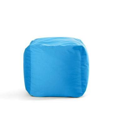 Sitting Bull - Cube, bleu vif