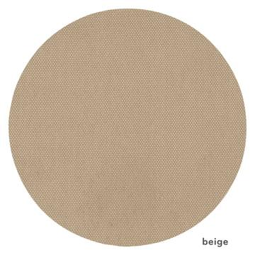 Sitting Bull - Échantillon du tissu d'intérieur beige