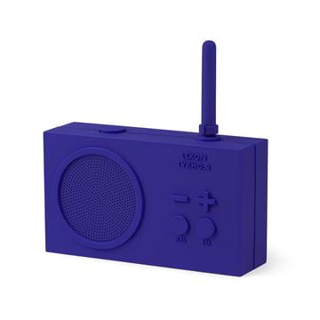 Radio Tykho 2 de Lexon en bleu