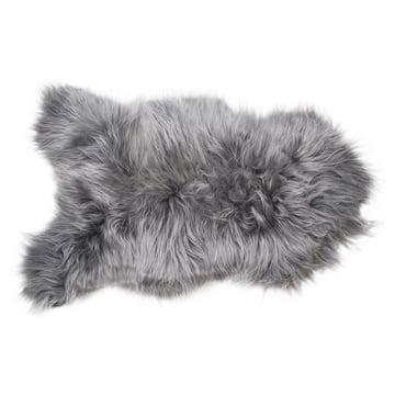 Fredericia - Peau d'agenau pour Stingray, long / gris argent