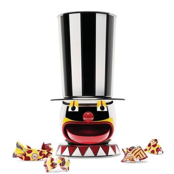 Le distributeur de bonbons Candyman (édition limitée) d'Alessi