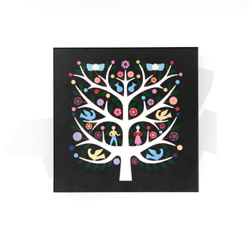 Graphic Boxes Tree of Life de Vitra