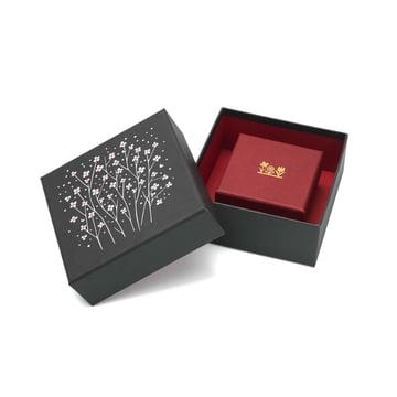 Boîtes Graphic Boxes Flower (lot de 2) de Vitra