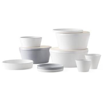 Série de vaisselle Norli de by Lassen