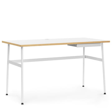 Bureau Journal de Normann Copenhagen en blanc