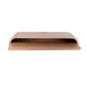 Charles & Marie - Wall Desk, petit format/chêne