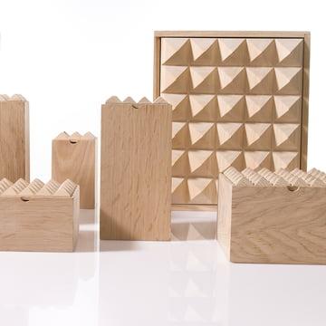 Korridor - Boîte de rangement Pyramid