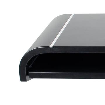 Charles & Marie - Wall Desk, petit format/noir