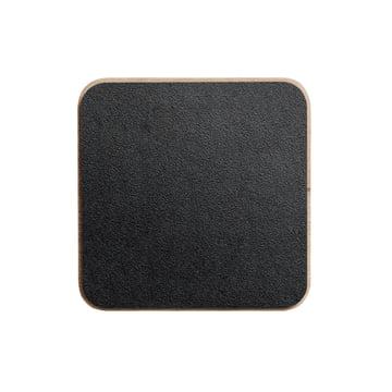 Couvercle Create Me pour boîte 12 x 12 cm de Andersen Furniture en Diamond Black