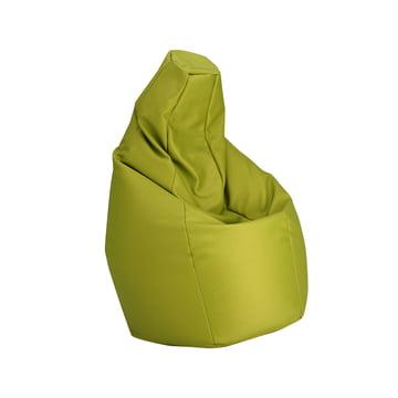 Zanotta - Pouf Sacco Small, vert VIP