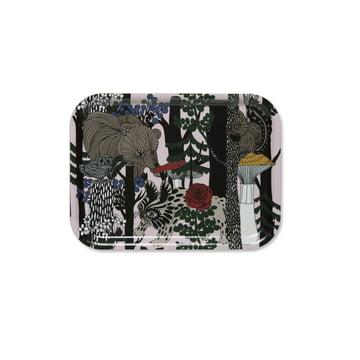 Plateau Veljekset 27 x 20 cm de Marimekko multicolore