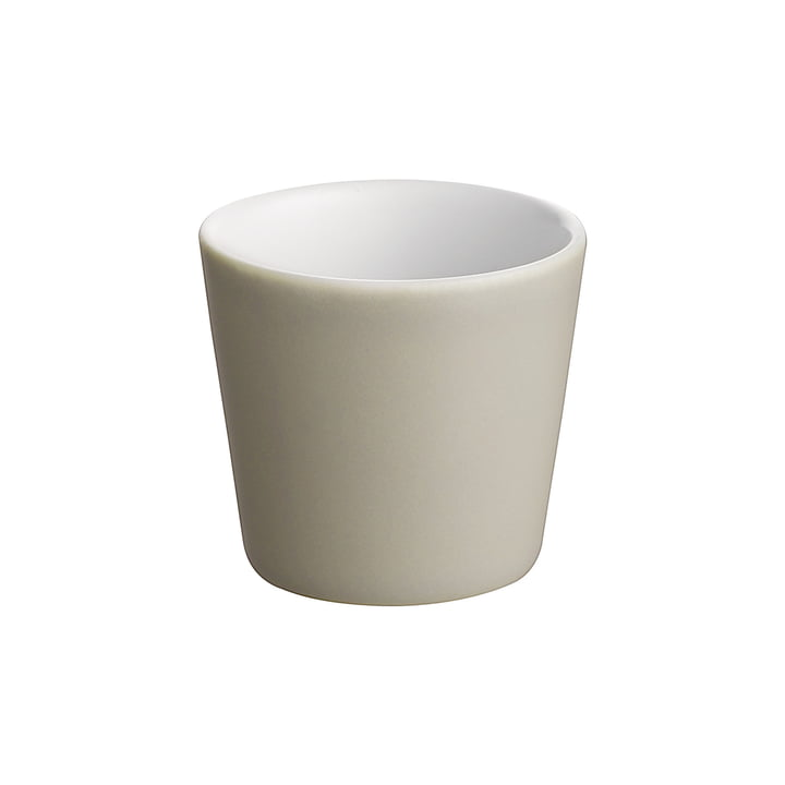 Alessi - petite tasse Tonale, Light Grey, Ø 6 cm