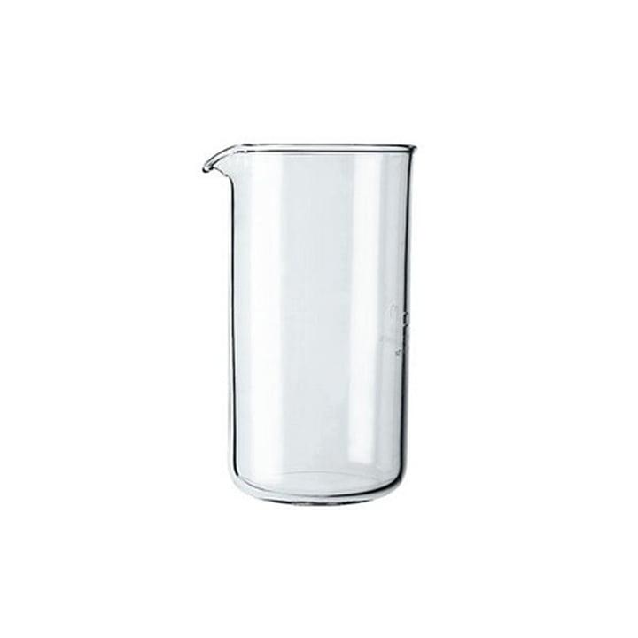 Bodum SPARE GLASS - Récipient de rechange pour machine à café, 3 tasses