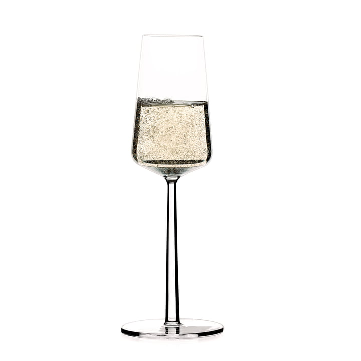 Verre à champagne Essence 21 cl d'Iittala